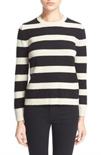 Stripe Wool Sweater